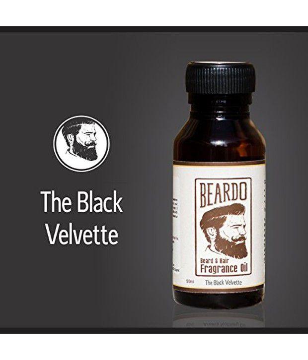 beardo beard and hair fragrance oil the black velvette 50 ml buy beardo beard and hair. Black Bedroom Furniture Sets. Home Design Ideas