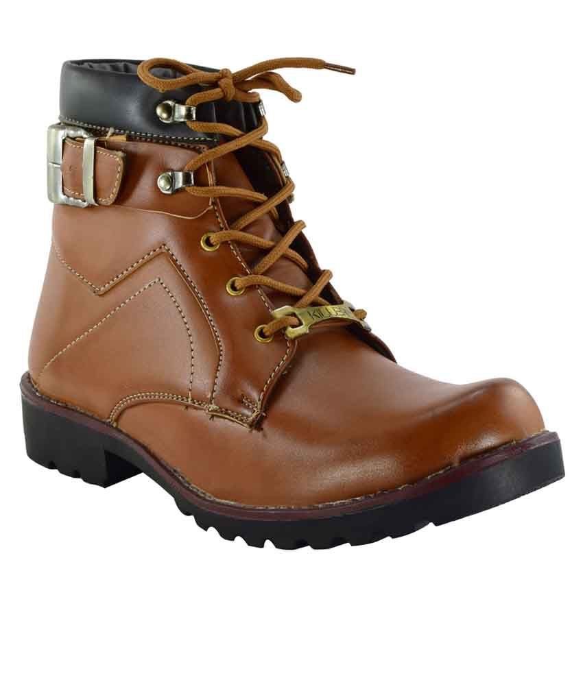 Oxhox Brown Boots