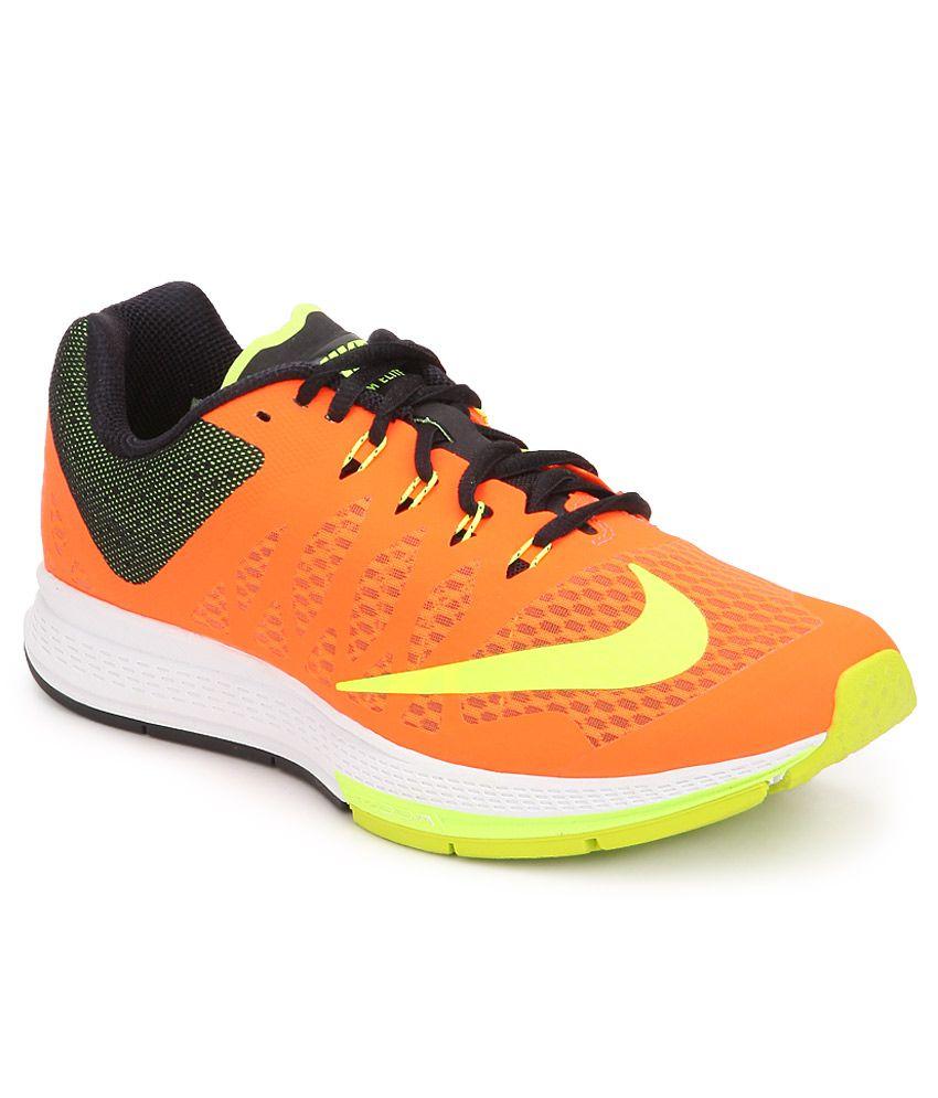 Nike Air Zoom Elite 7 Orange Sports
