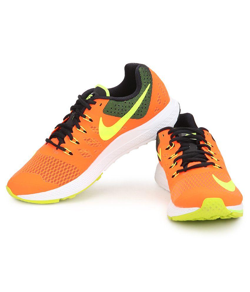 purchase cheap fab8e ff332 Nike Air Zoom Elite 7 Orange Sports Shoes