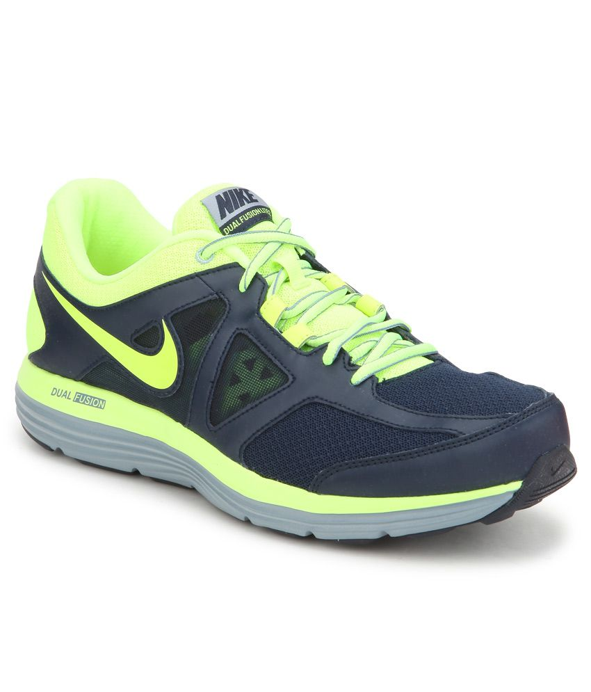 uk cheap sale fashion styles classic styles Nike Dual Fusion Lite 2 Msl Navy Sports Shoes - Buy Nike ...
