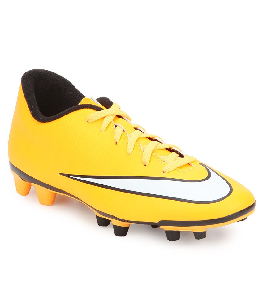Nike Mercurial Vortex Ii Fg Orange Football Shoes - Buy Nike Mercurial  Vortex Ii Fg Orange Football Shoes Online at Best Prices in India on  Snapdeal 3b66364fea1f