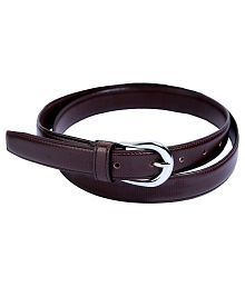 Contra Brown Casual Belt