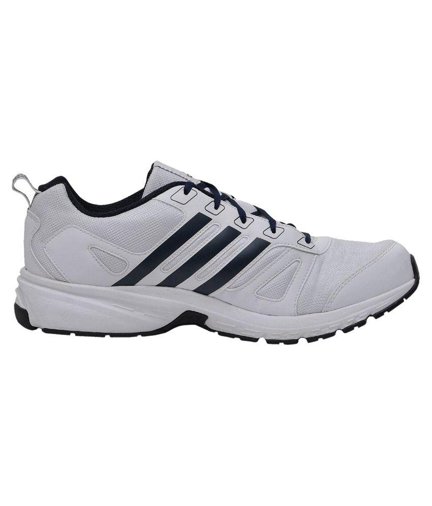Adidas corriendo zapatos deportivos blancos arte adian5204 comprar Adidas blanco