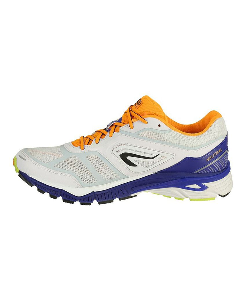 9844b890b02a KALENJI Kiprun Ld Neutral Men Running Shoes White  Buy Online at ...