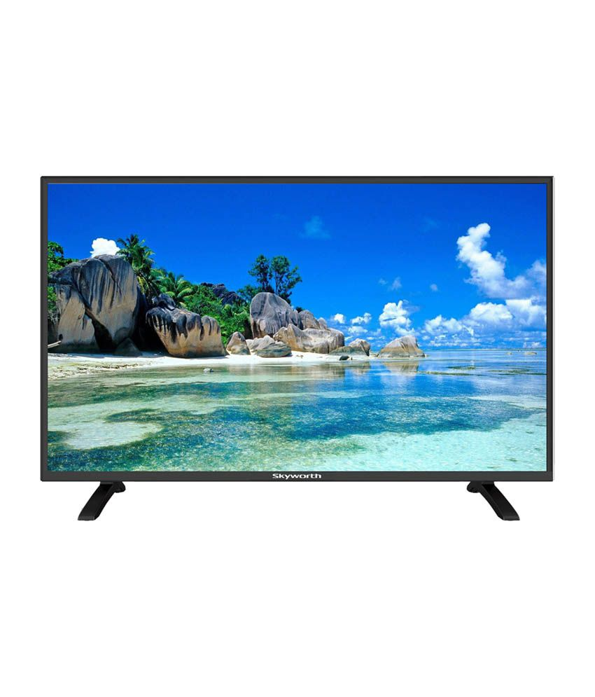 Skyworth 40E 3000 101.6 cm (40) Full HD LED Television