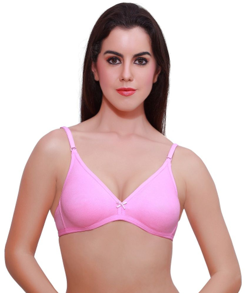 fc736a4ef3 Buy Libra Pink Bra Online at Best Prices in India - Snapdeal