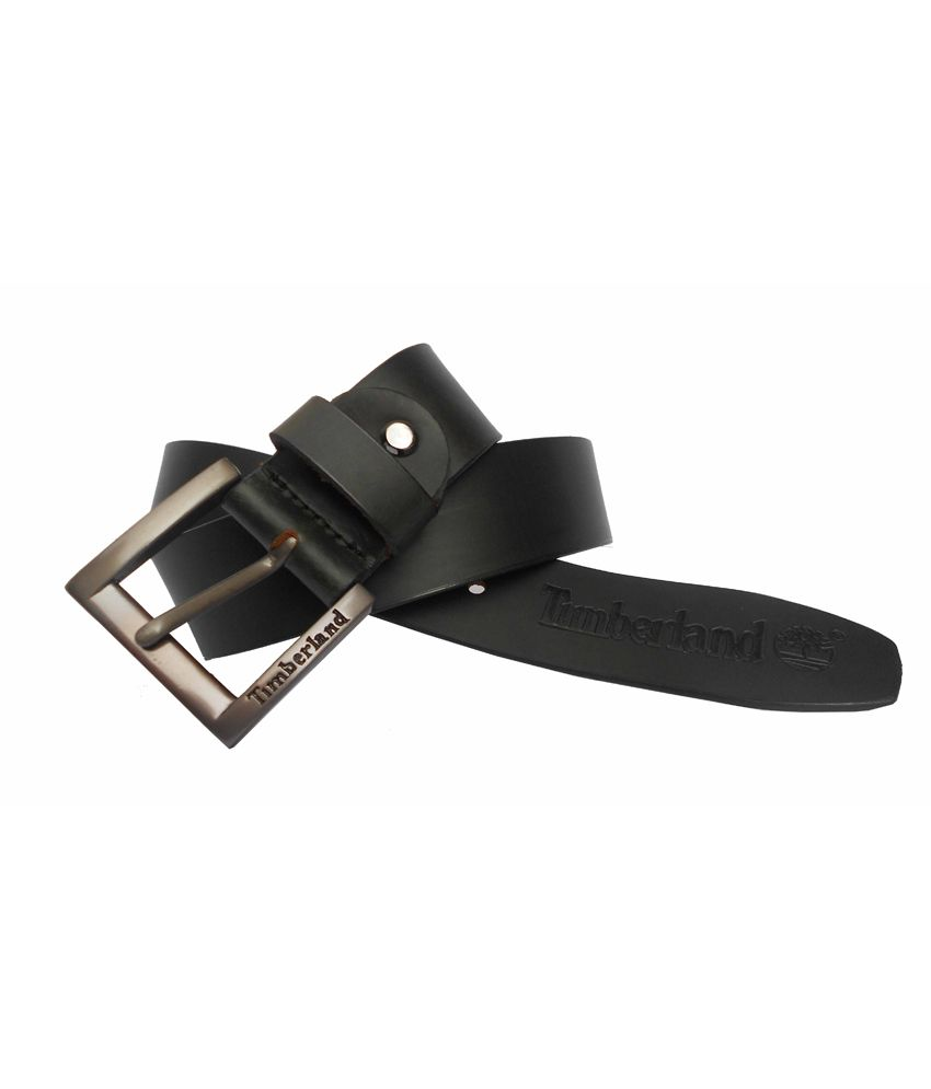 Rocket Market Green Leather Casual Belt