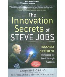 the innovation secrets Home innovation secrets of steve jobs: insanely different principles for breakthrough success innovation secrets of steve jobs: insanely different principles for breakthrough success.