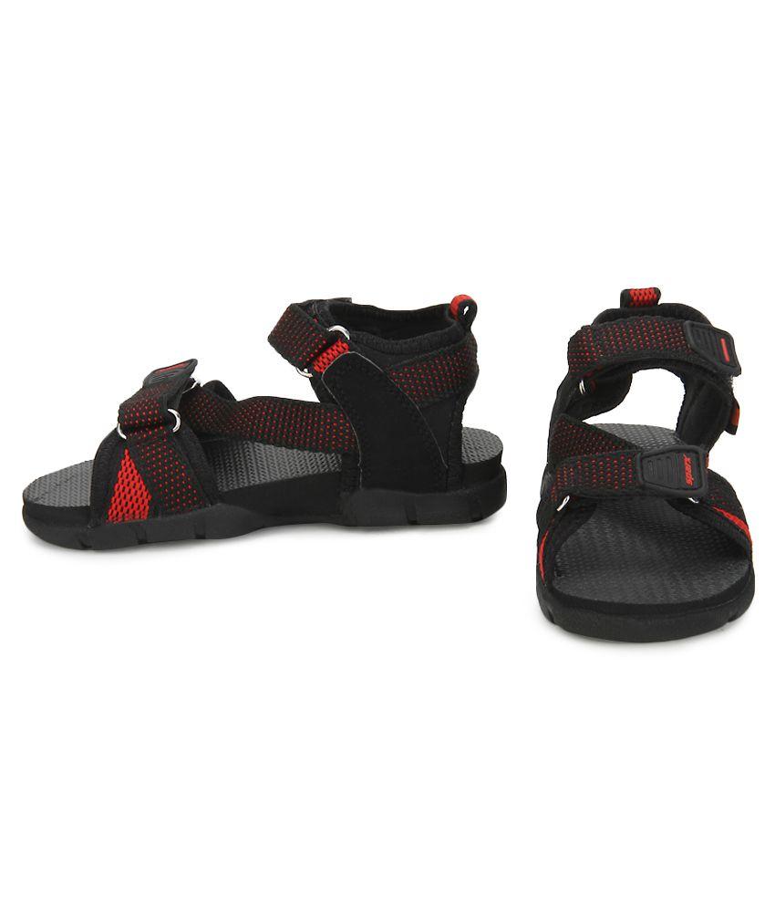 469a0c765 Sparx Black Floater Sandals For Kids Sparx Black Floater Sandals For Kids  ...