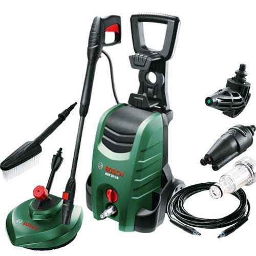 Bosch - Aquatak AQT 37-13 Plus - Home and Car Pressure Washer: Buy ...