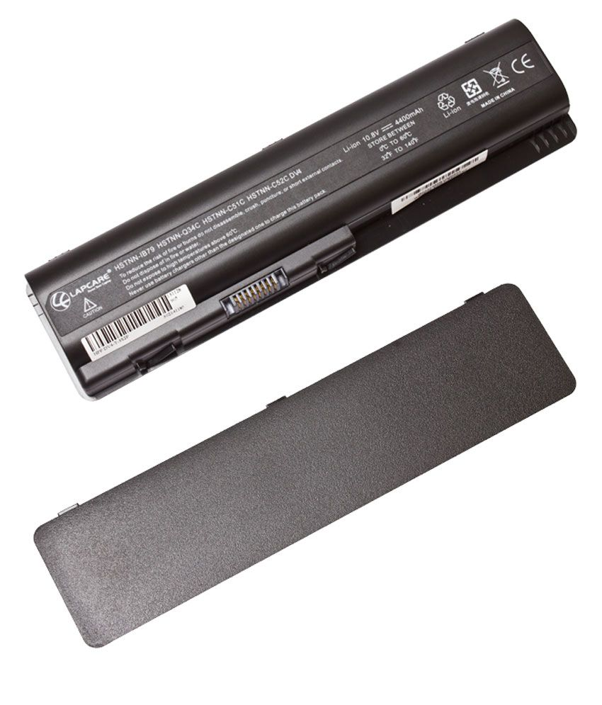 Lapcare Laptop Battery For Compaq Presario Cq71-300 With Actone Mobile Charging Data Cable