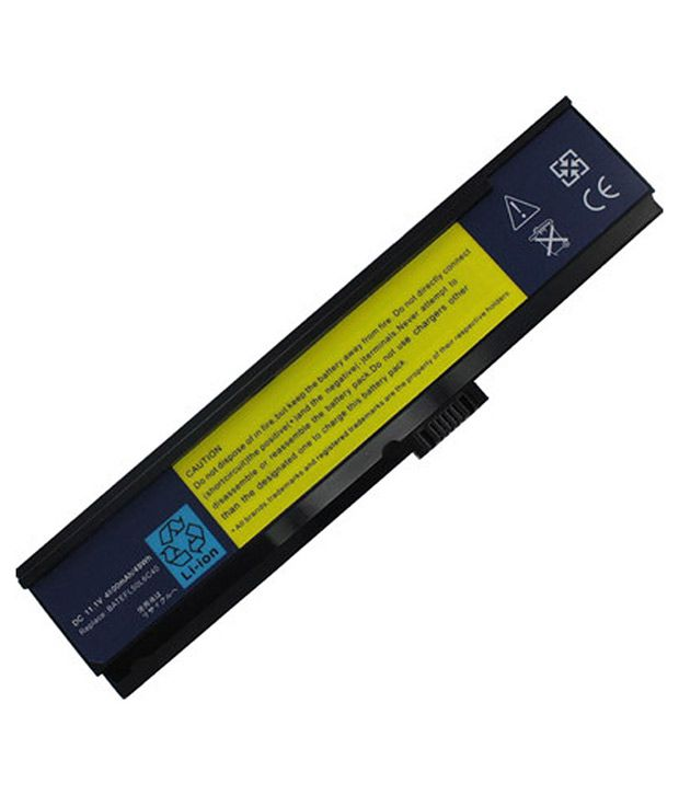 Simmtronics 4400mAh Li-ion Laptop Battery for Acer Aspire 5500 / 5570