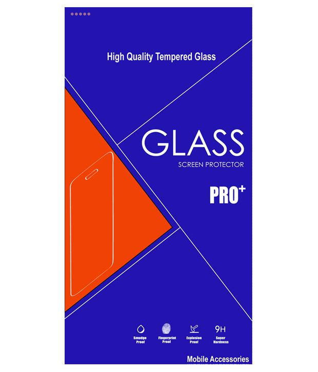 Xiaomi Mi 2 Tempered Glass Screen Guard by Mobilecops