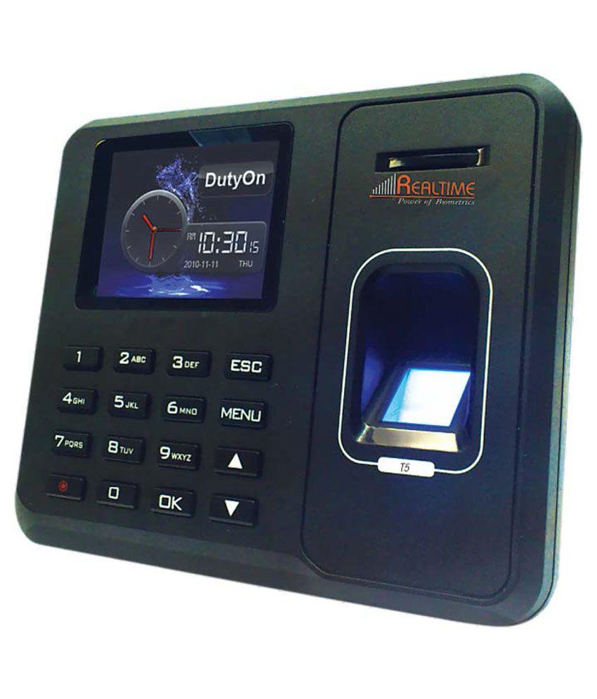 Realtime Eco S C 121 Ta Biometric Device