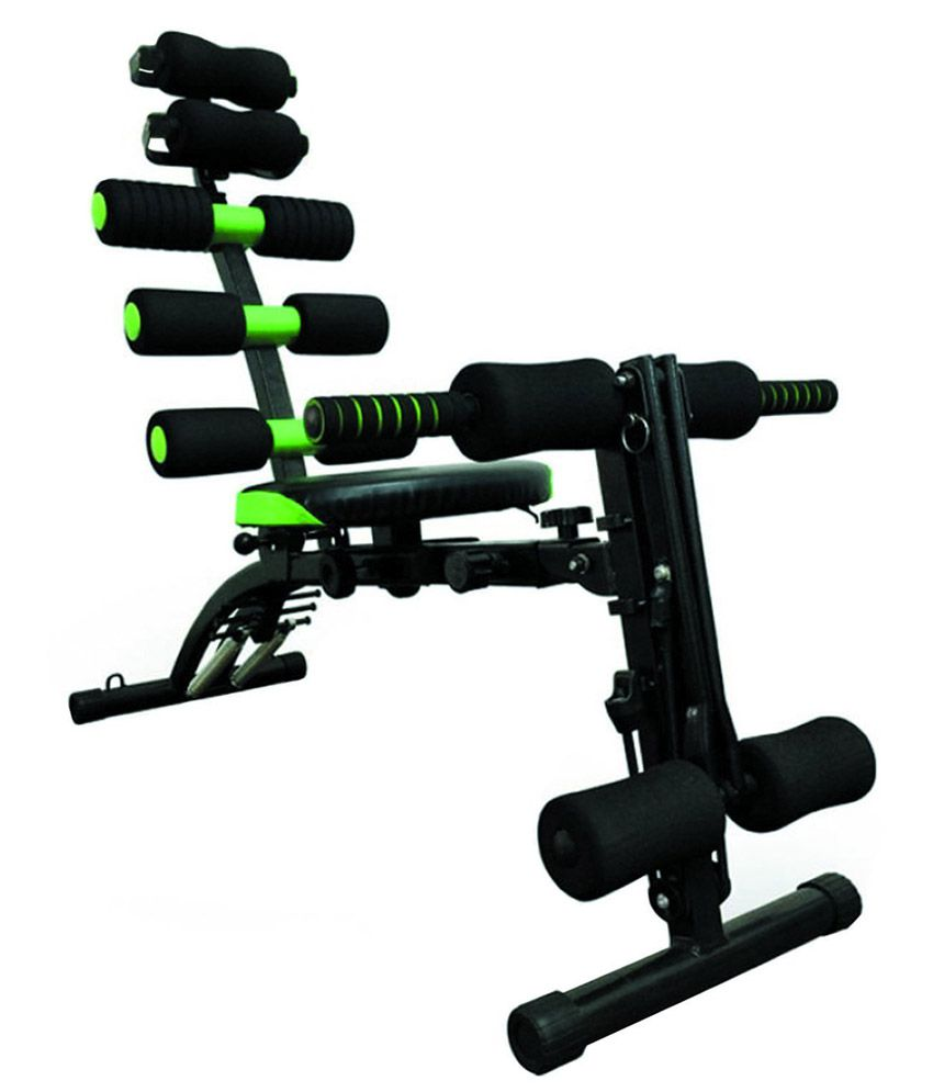 Kingsman Six Pack Care Abdominal Machine(Wonder Core): Buy ...