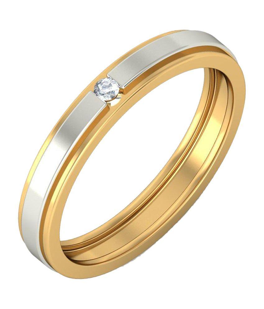 BlueStone 14kt Yellow Gold Cosma Ring For Him
