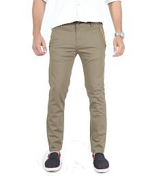 5eec8b27abb Quick View. Uber Urban Grey Slim Fit Casual Chinos Trouser