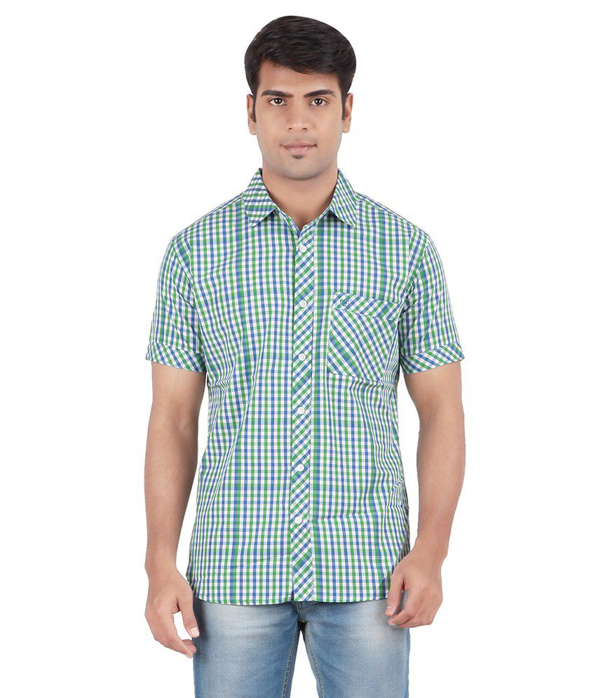 Anytime Multicolour Casual Shirt
