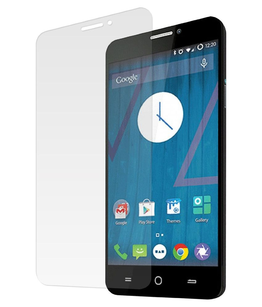 Plus Tempered Glass Screen Guard Protector for Micromax YU YUREKA