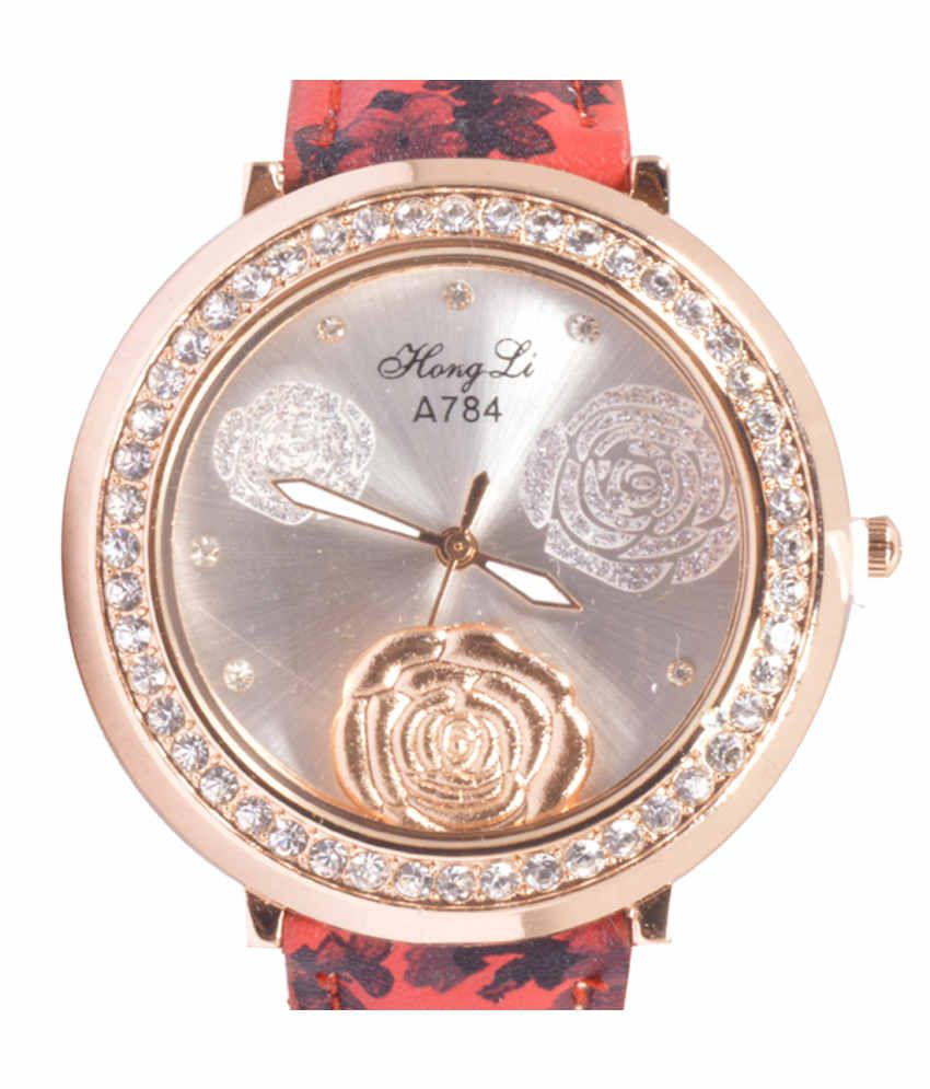 Zoya Multi Casual Watch For Women