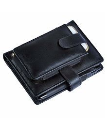 COI Black Diary with Mobile Holder and Calculator