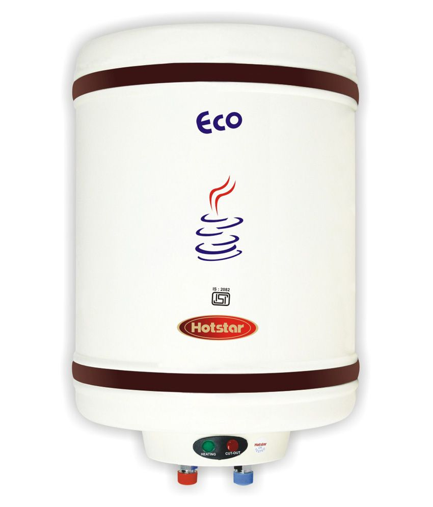 Hotstar Eco 25 Liters Storage Water Geyser