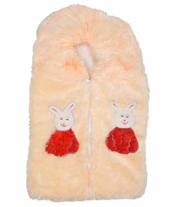 Kws Orange Fur Baby Wrap