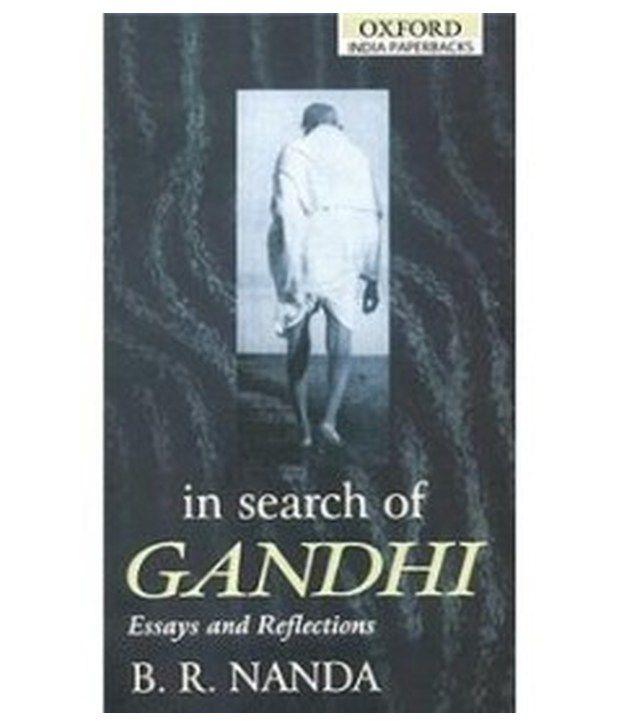 Gandhi essays