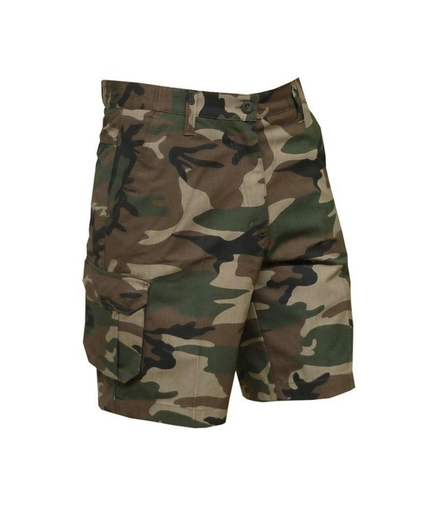 Solognac Bermuda 300 Camo By Decathlon