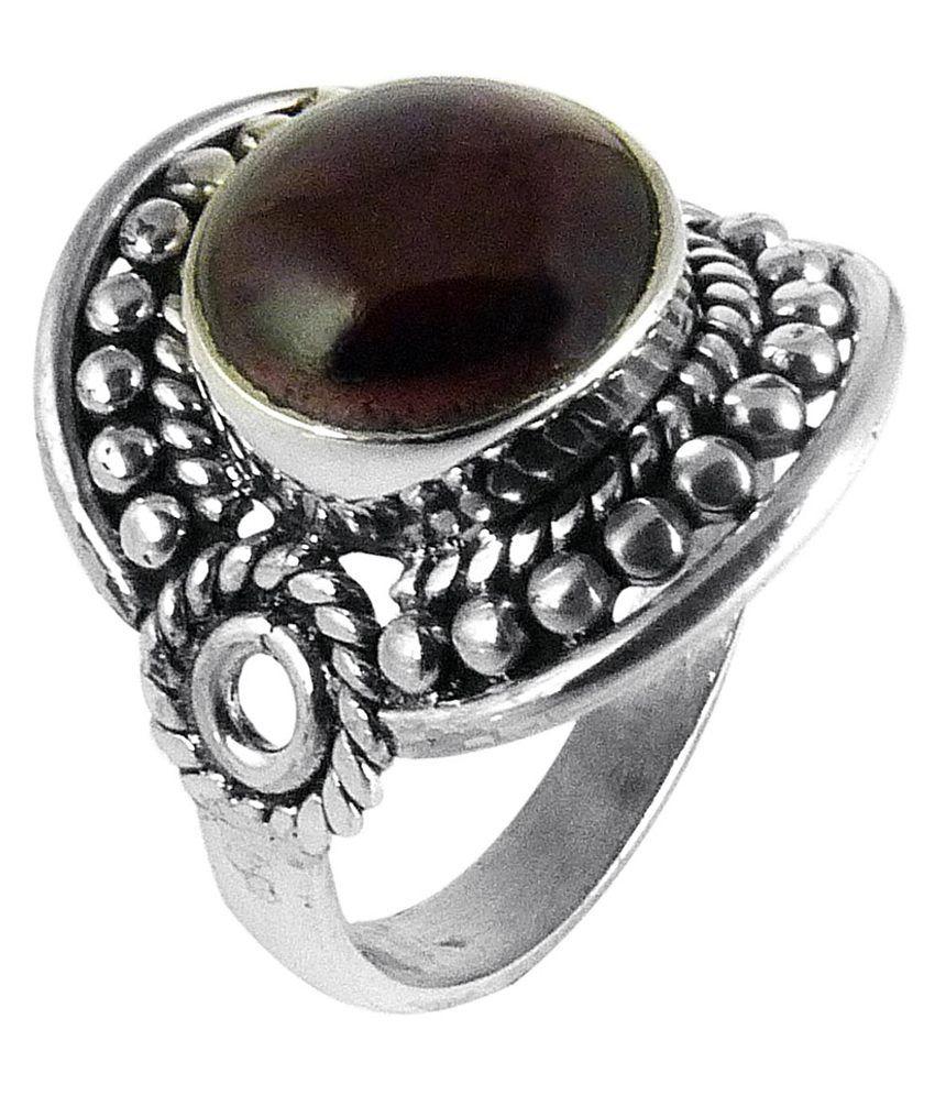 Miska Silver 92.5 Sterling Silver Ring