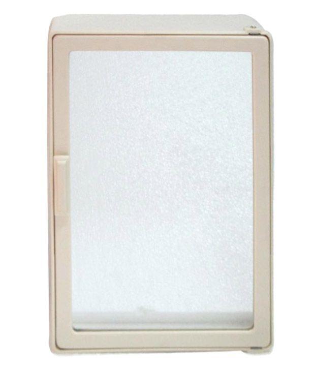 Buy zahab white mini classic bathroom cabinet 14x10 for Zahab bathroom cabinets