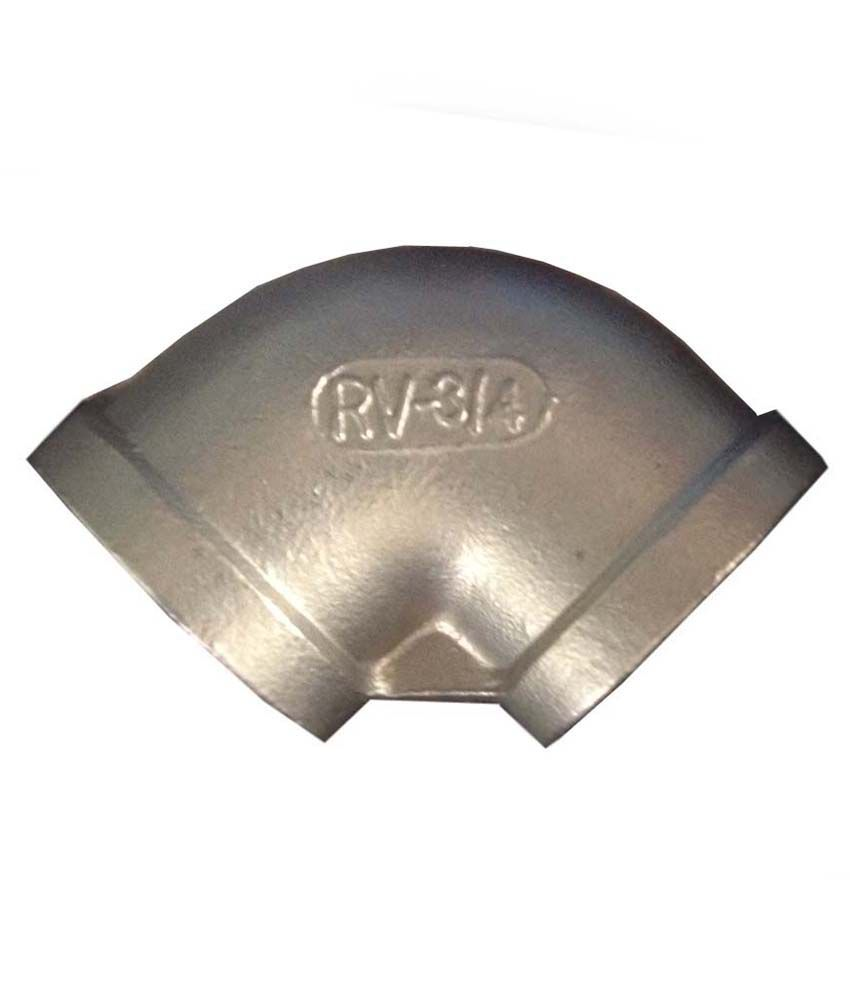 Balaji Trade Centre SSE2 Stainless Steel Elbow