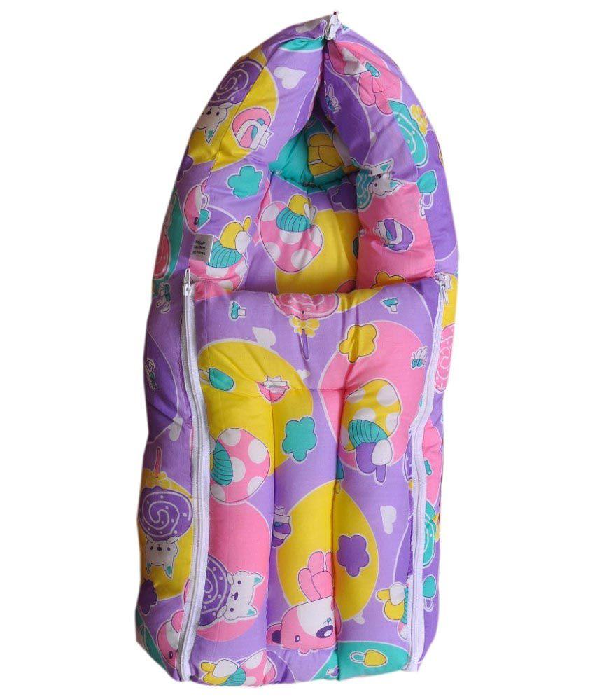 Fabulous Fashions Multicolour Cotton Sleeping Bag