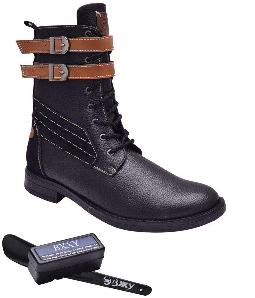 BXXY Black Boots