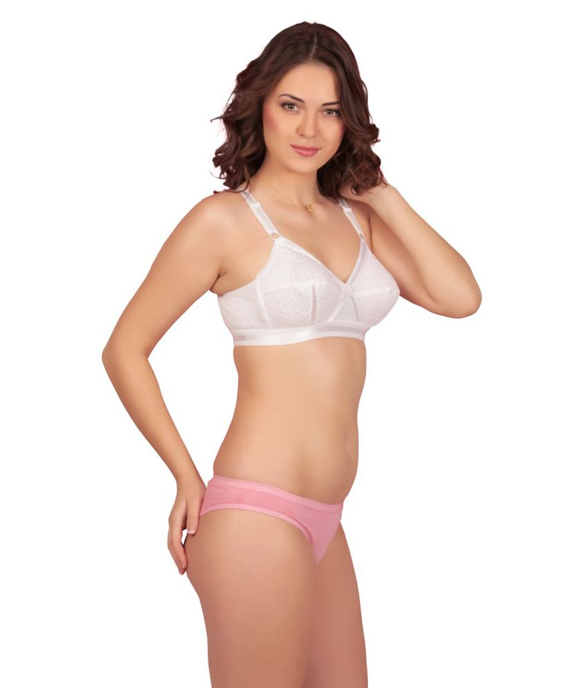 20125fb97f9 Buy Sona Full Coverage Plus Size Bra Online at Best Prices in India ...