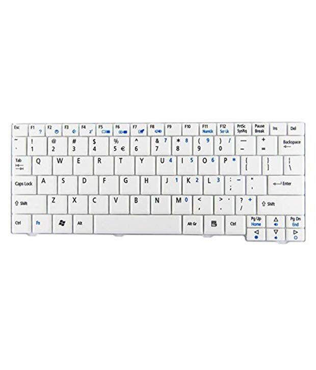 4D Acer One-ZG5 Internal Laptop Keyboard
