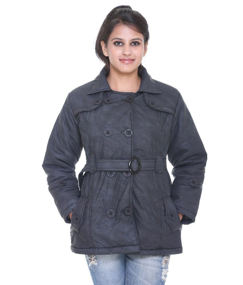 3f9699bb5 Buy London Girl Classic Winter Jacket For Women Online at Best Prices in  India - Snapdeal