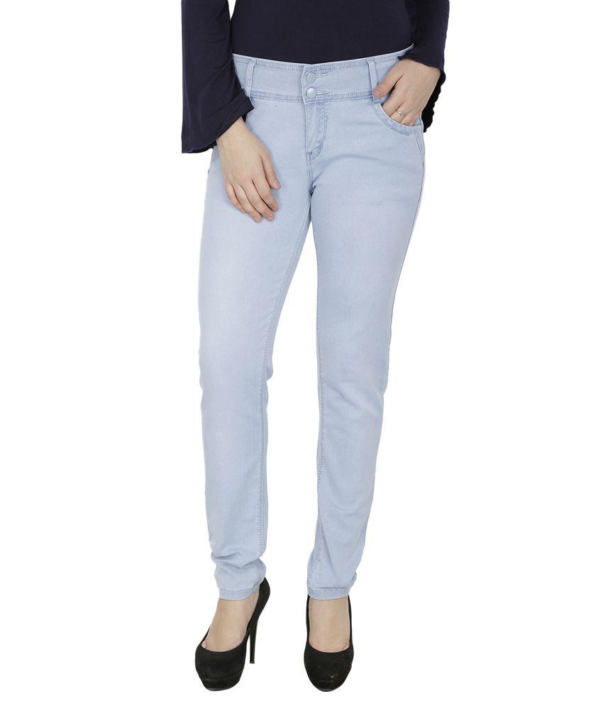 Svt Ada Collections Blue Denim Jeans