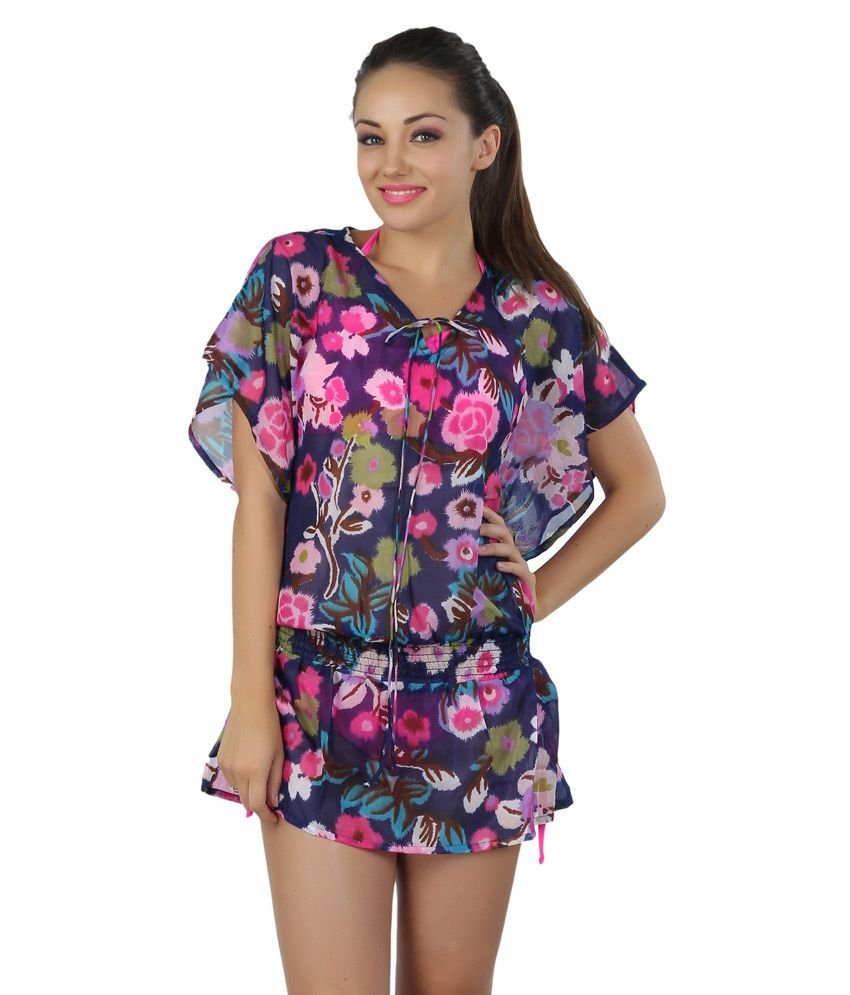 896f9e57e921a6 Buy The Beach Company Purple Beach Tops Online at Best Prices in India -  Snapdeal