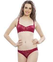 Lady Love Pink Bra & Panty Sets - 676298515665