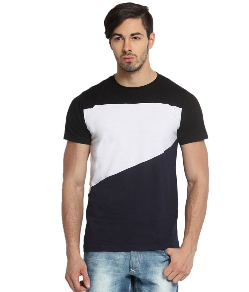 e7cd7b6377 Kingaroo Solid Men's Round Neck T-Shirt - Buy Kingaroo Solid Men's Round  Neck T-Shirt Online at Low Price - Snapdeal.com