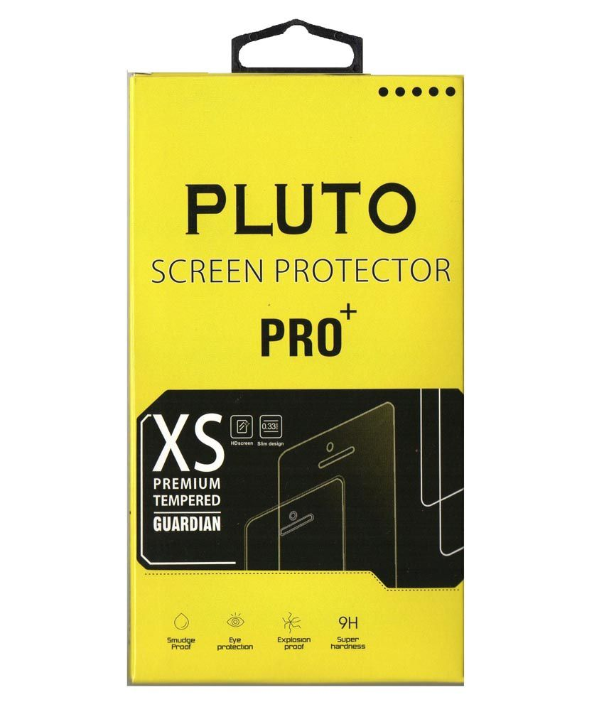 Apple iPhone 4S Tempered Glass Screen Guard by Pluto