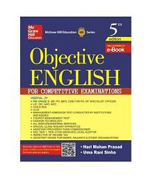 Objective English for Competitive Examination Paperback (English)