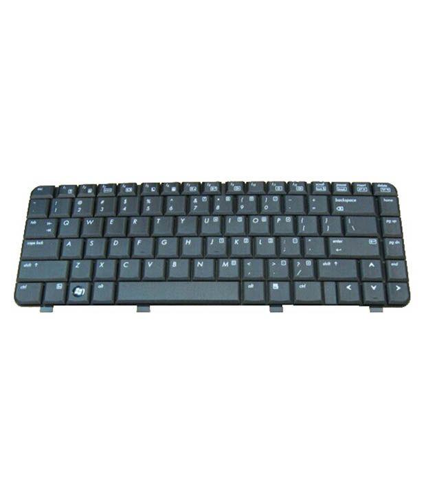 4D hp -520 Black Wireless Replacement Laptop Keyboard Keyboard
