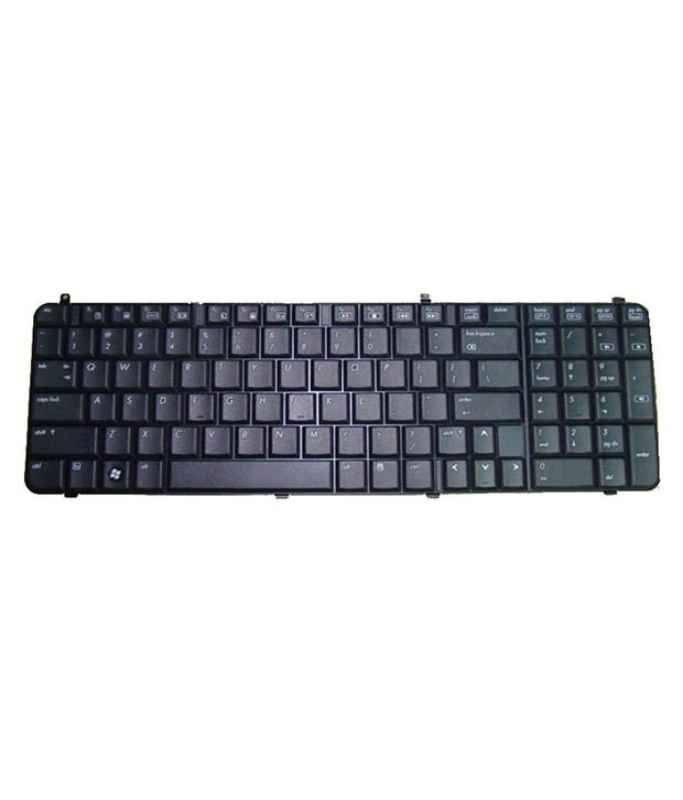 4D hp-a900 Black Wireless Replacement Laptop Keyboard Keyboard