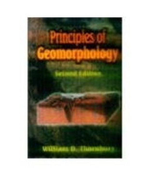 Principles Of Geomorphology 2e Buy Principles Of Geomorphology 2e