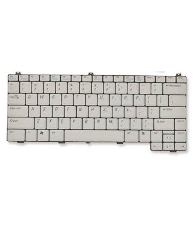 4D dell xps-m1210 Black Wireless Replacement Laptop Keyboard Keyboard