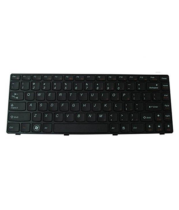 4D lenovo-g480 Black Inbuilt Replacement Laptop Keyboard