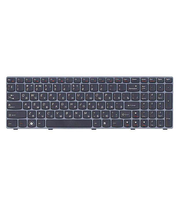 4D lenovo-g500 Black Wireless Replacement Laptop Keyboard Keyboard